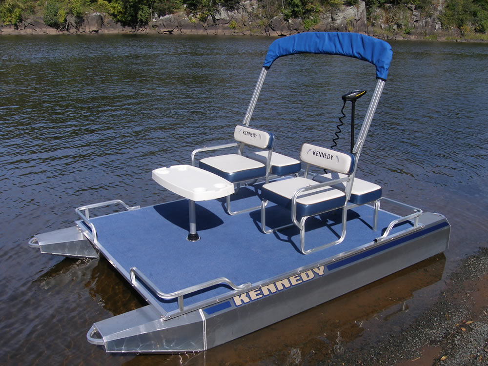 Electric Mini Toons Small Electric Pontoons Boats Sale Wisconsin