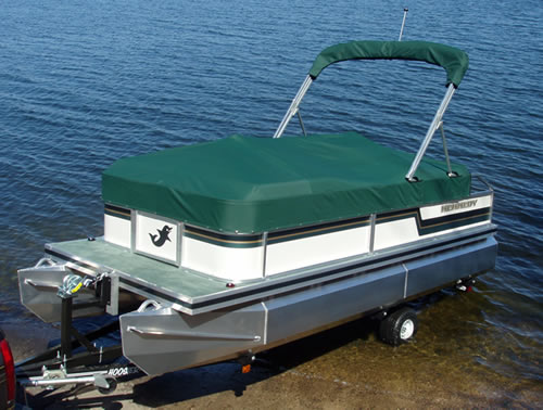 Customized Designed Roller Pontoon Trailers For Sale